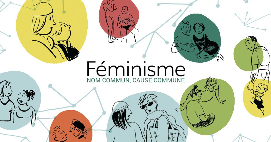 Féminisme - Nom commun, cause commune