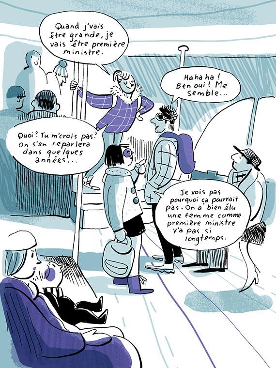 Bande dessinée Politique