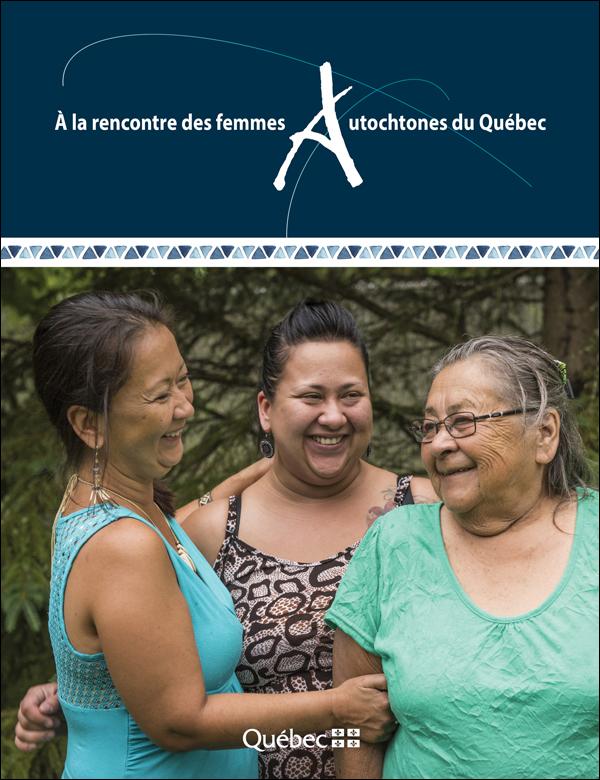 Page couverture femmes autochtones.