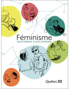 Illustration de la page couverture de la brochure illustrée.