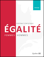 Page couverture Portrait statistique Montérégie 2015.
