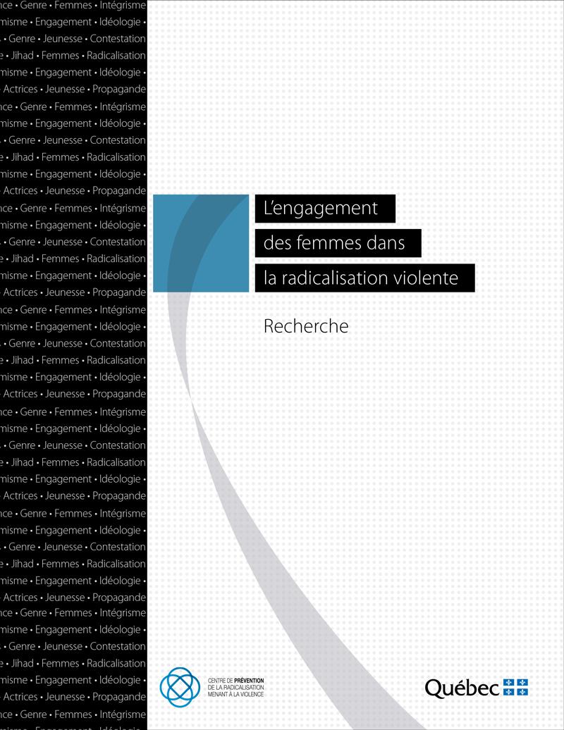 Page couverture de la recherche Radicalisation