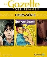 Image La Gazette des femmes – Numéro hors-série format papier