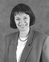 photographie de Marie Lavigne présidente de 1988 à 1995.
