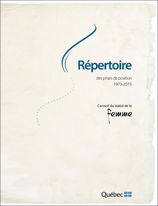 Illustration de la page couverture du répertoire.