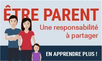 Infographie - Être parent