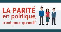 Infographie - Femmes en politique